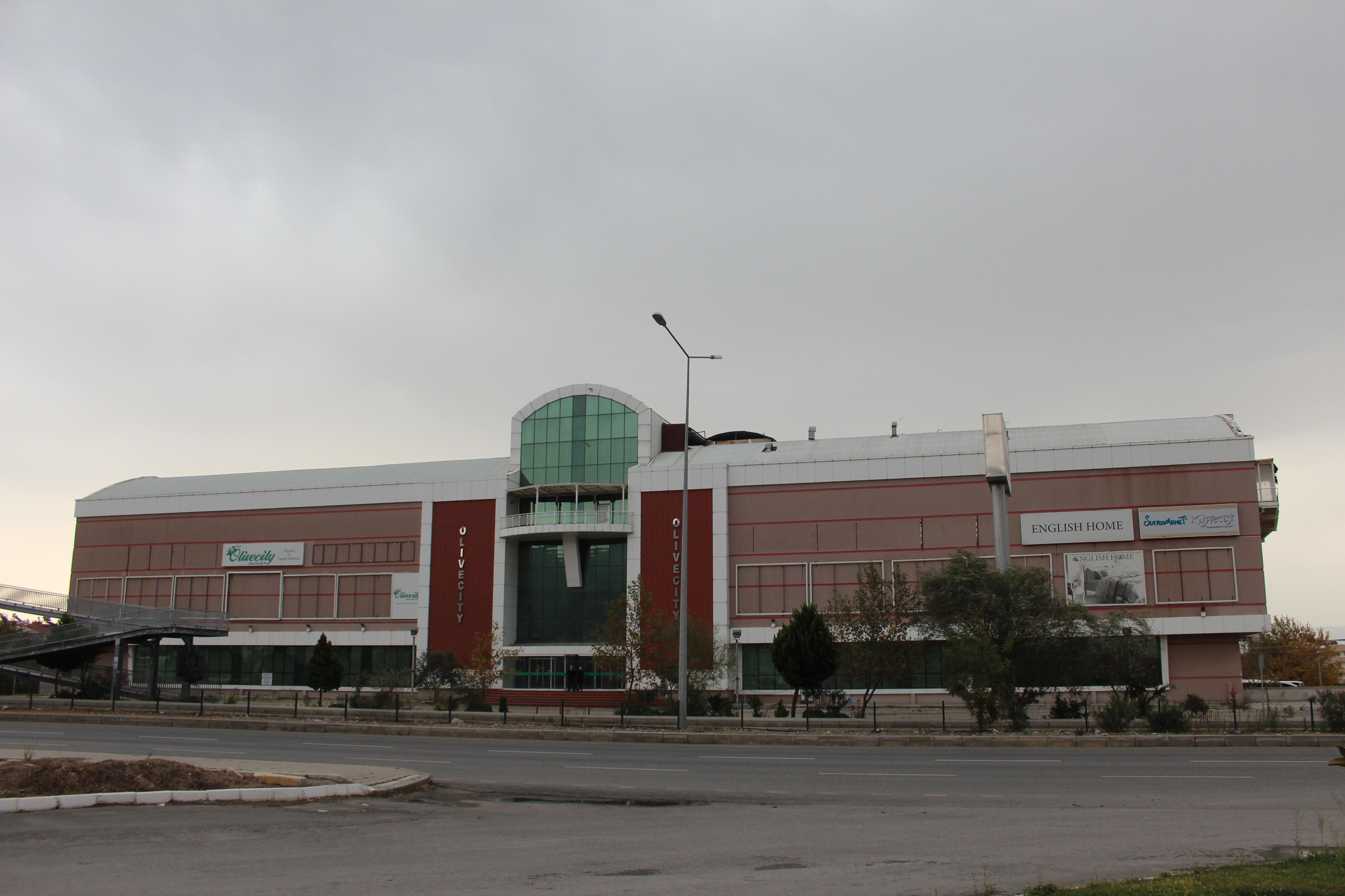 AVM Yerine Kültür Merkezi Yapılacak