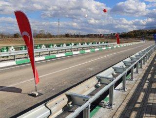Hasköy-Balat Köprüsü Hizmete Girdi
