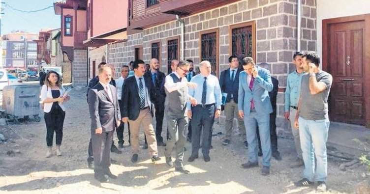 TOKİ Ankara Hamamarkası Projesi