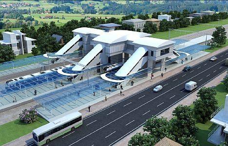 Gaziantep Gaziray ve Yeni Havaalanı Projesi 2017 Bütçe Planında