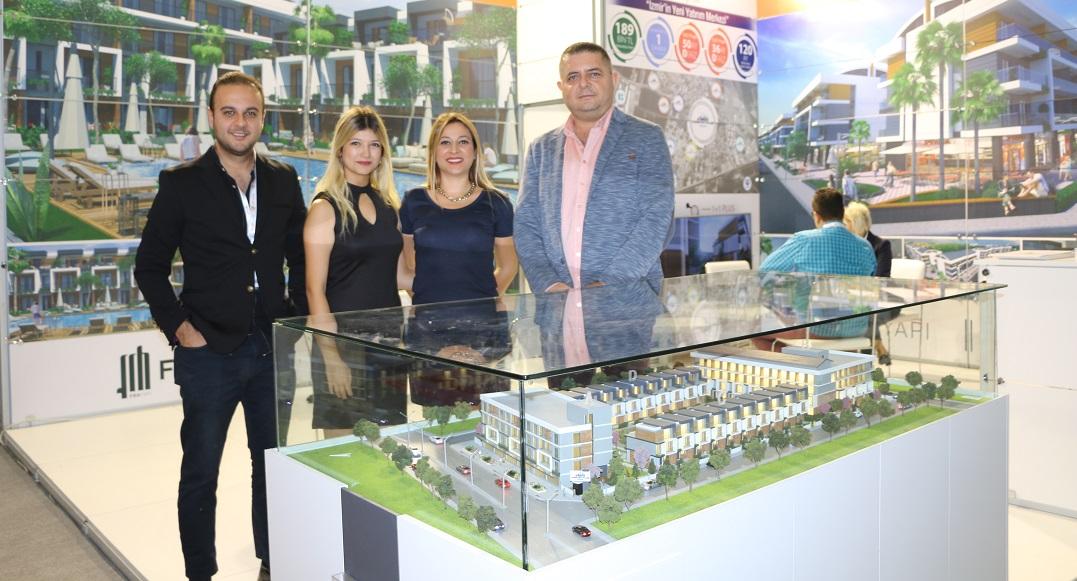 Country Plus 2 Projesiyle İzmir Emlak Fuarı'nda