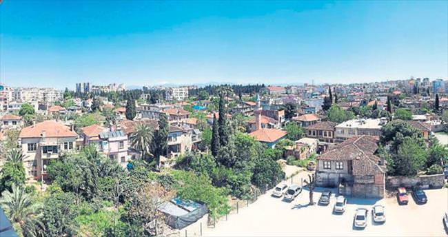 Antalya Balbey'de Kentsel Dönüşüm Çalışmaları Başlıyor