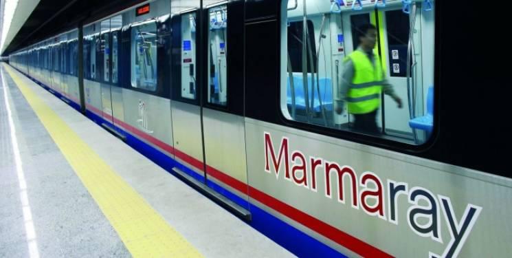 3 Yılda 165 Milyon Kişi Marmaray'la Yolculuk Yaptı