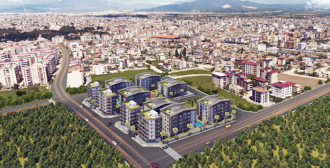 Bahçeşehir Platinum Fiyatları 180 Bin TL'den Başlıyor
