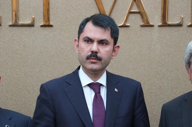 Murat Kurum'dan Yeni İmar Barışı Açıklaması