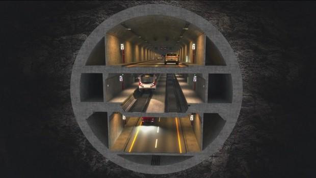 Büyük İstanbul Tüneli'nin İhale Tarihi