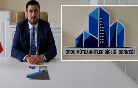 OMDER'in Yeni Başkanı Kadem Bacaksız