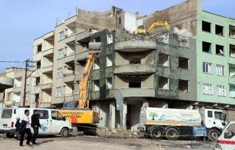 Gaziantep Şehitkamil'de Kentsel Dönüşüm Yıkımları Başladı!