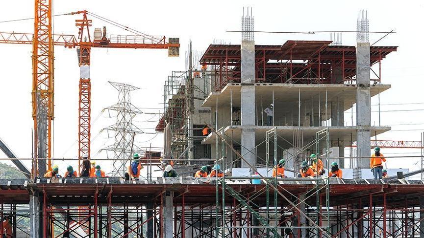 İnşaat Firmalarının Kredi Borcu 372 Milyar TL'ye Ulaştı