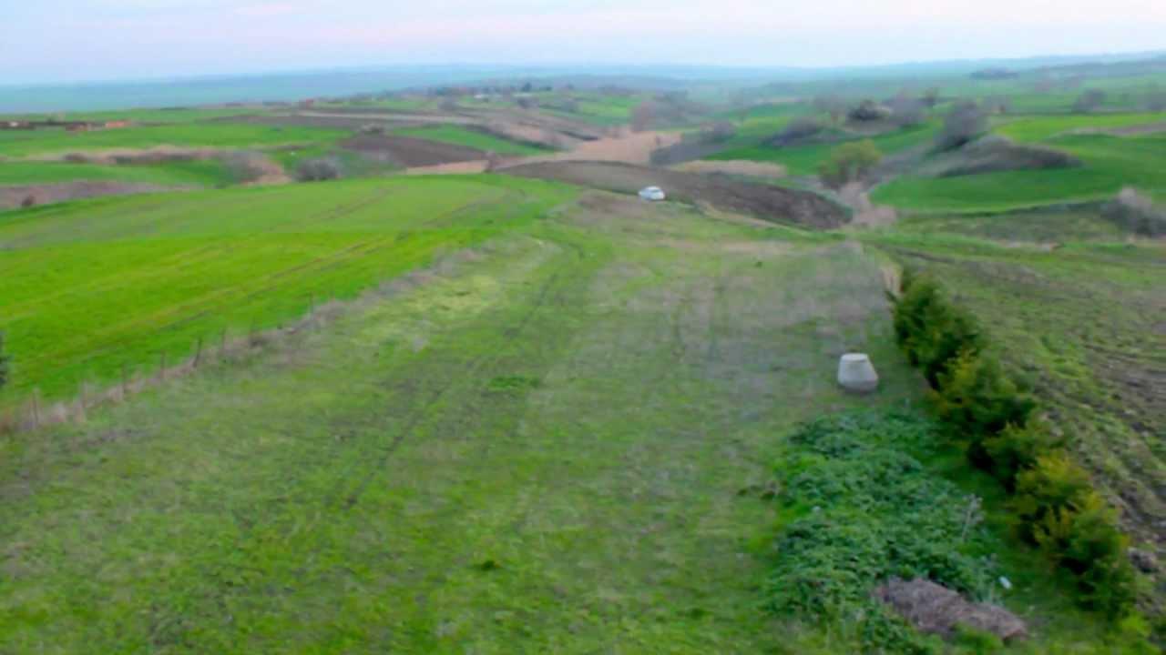 Arsasını 100 Mezar Karşılığında Belediyeye Verdi