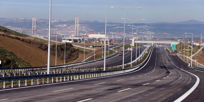 İzmir İstanbul Otoyolunun Bir Etabı Daha Açılıyor