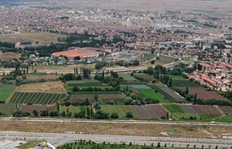 Eskişehir Kızılyer'deki Araziler İmara Açıldı!