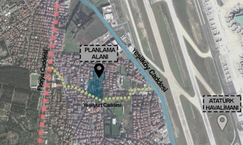 Florya'daki 34 Dönümlük Askeri Alan İmara Açılıyor