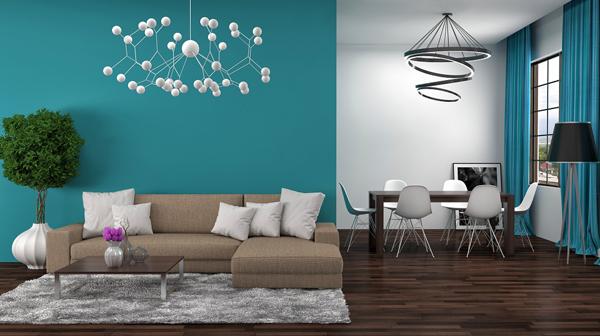 Şık ve sade evler için dekorasyon Önerileri!