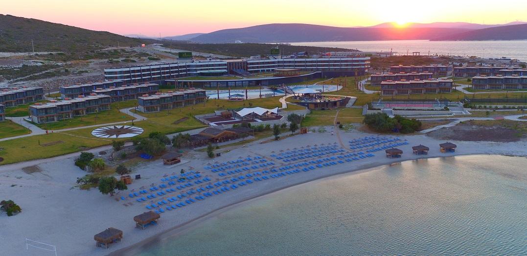 Resort Zigana Alaçatı Hotel 200 Milyon Euro'ya Satılıyor