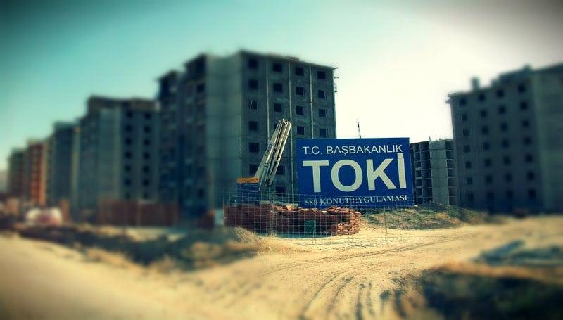TOKİ Türkiye'nin En Büyük Müteahhitlik Firmasıdır