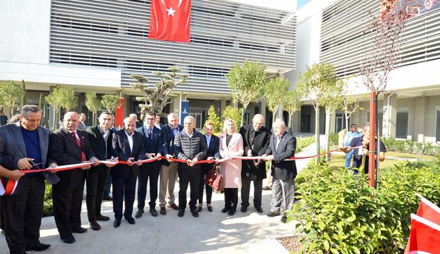 Bergama'nın Modern Otoparkı Açıldı
