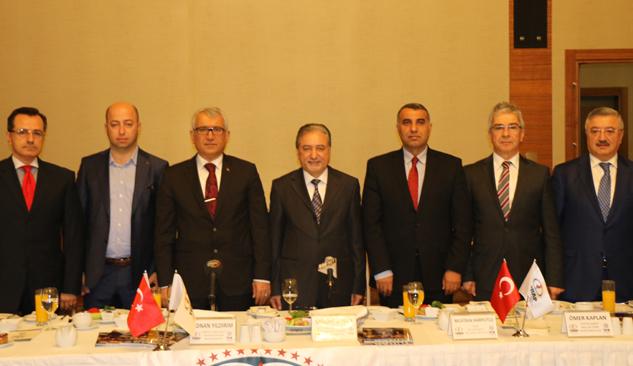 Türk-Arap İşbirliği İzmir'deki 2 Fuarla Daha Çok Gelişecek