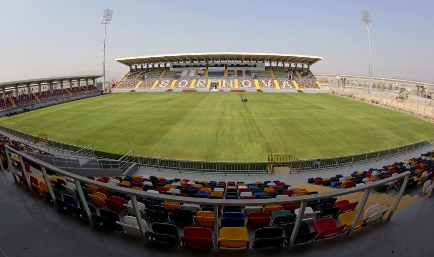 Bornova Stadı'nda 2. Etap Tamamlandı