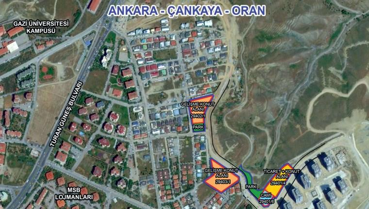 Emlak Konut Ankara'daki Projesini Tasfiye Etti