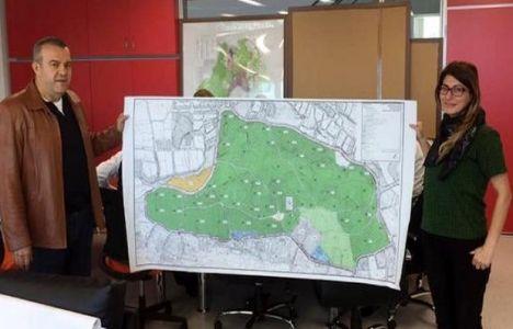 Manavgat Sorgun Ormanı'na İmar Planı!