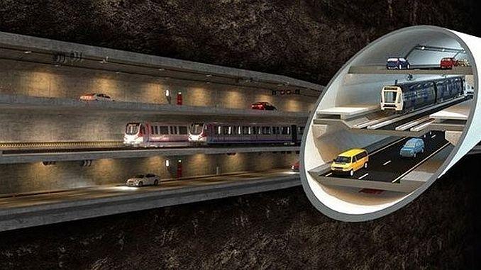 Kanal İstanbul ve Büyük İstanbul Tüneli İhaleleri 2019'da