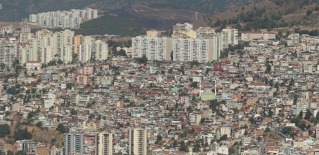 İzmirliler İmar Barışı İçin 1 Milyar 867 Milyon TL Ödedi