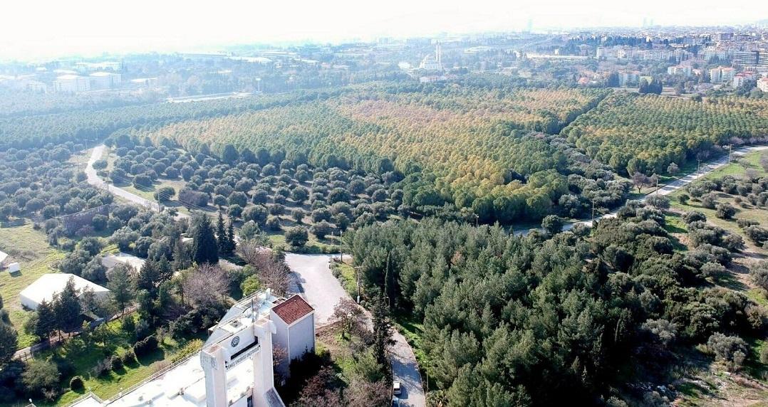 İzmir'in İlk Millet Bahçesi Buraya Yapılacak