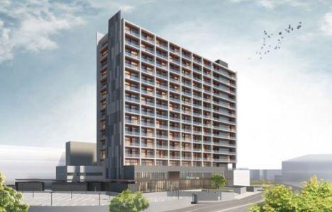 Doğuş GYO Gebze Otel Projesi Tamamlanıyor!