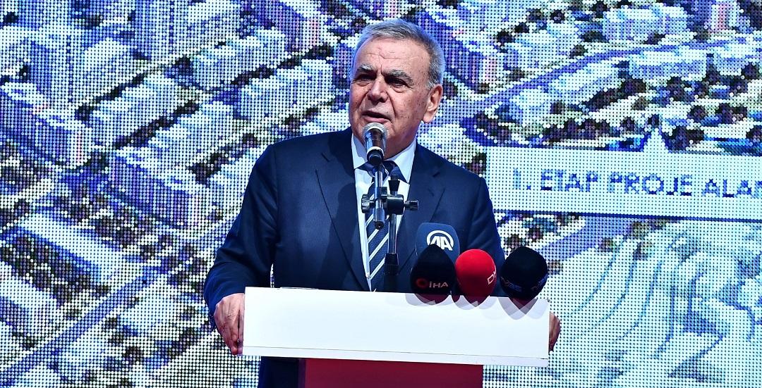 Gaziemir Aktepe-Emrez Kentsel Dönüşüm Projesi Tanıtıldı