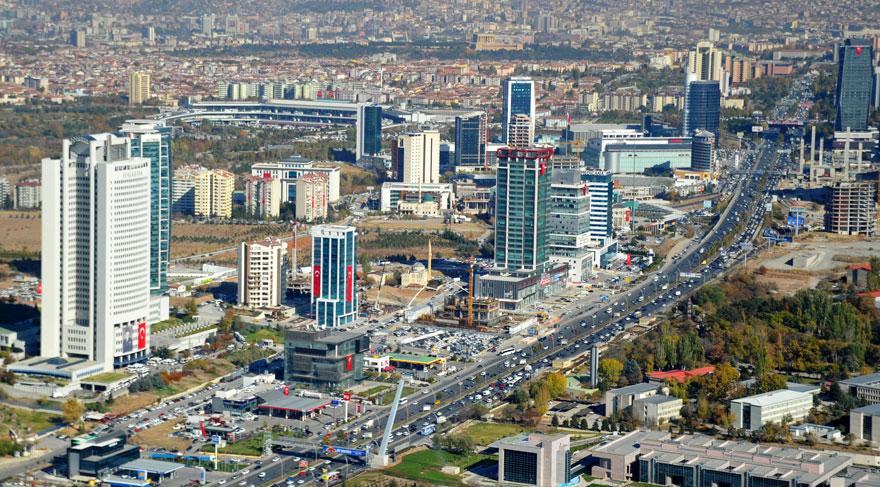 Milli Emlak'tan Ankara'da 22 Milyon TL'ye Satılık Gayrimenkul