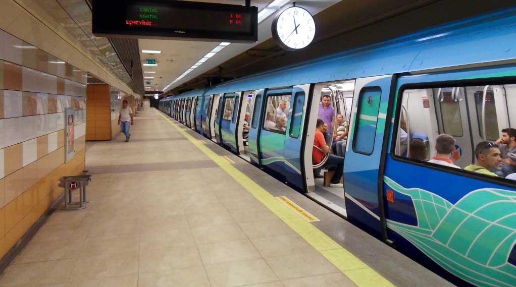 Mecidiyeköy-Mahmutbey Metrosu Ne Zaman Açılacak 2019?