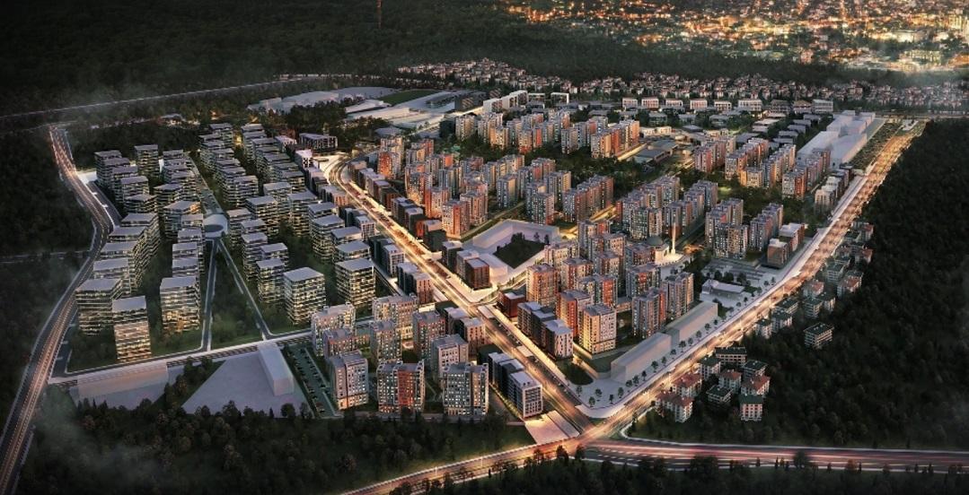 Sur Yapı Antalya'da 25 Bin TL Peşinatla Ev Satıyor