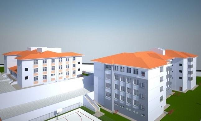 Kınık'a Yeni Okul ve Yurt Yapılacak