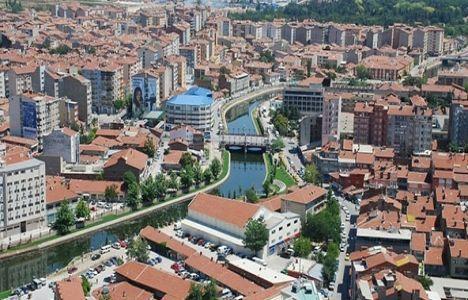 Eskişehir'de 2 Bin 489 Konut Satıldı!