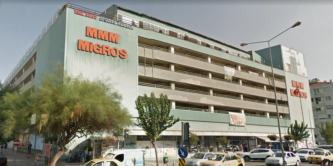 İzmir Büyükşehir'den Kiralık Süpermarket ve Otopark