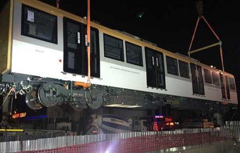 Üsküdar-Ümraniye-Çekmeköy Metrosunda Test Sürüşleri Başlıyor!