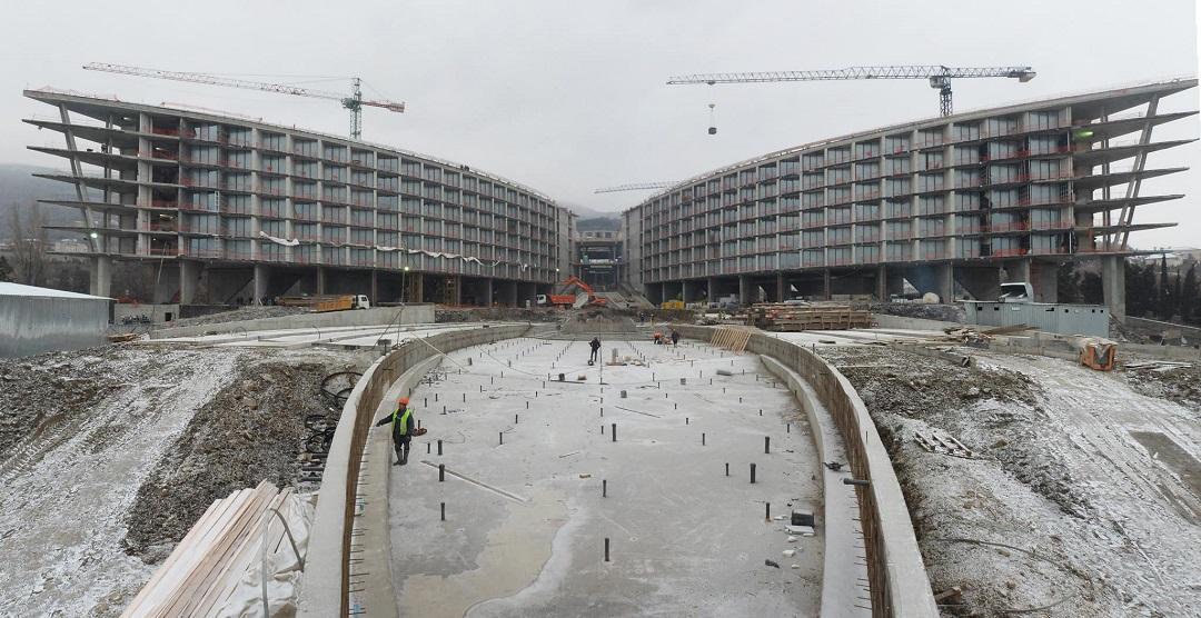 Özün İnşaat'tan Özbekistan'a 130 Milyon Dolarlık Yatırım