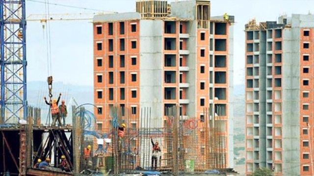 Yapı Ruhsatı Verilen Bina Sayısı Yüzde 5 Arttı