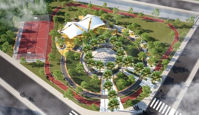 Bornova'ya 5 Bin Metrekarelik 2 Yeni Park
