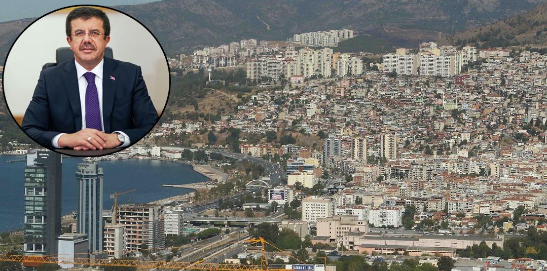 'İzmir'de 1 Santimetre İmar Artışına İzin Vermeyeceğiz'