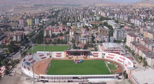 Sivas 4 Eylül Stadyumu Yerine Millet Bahçesi Yapılacak?