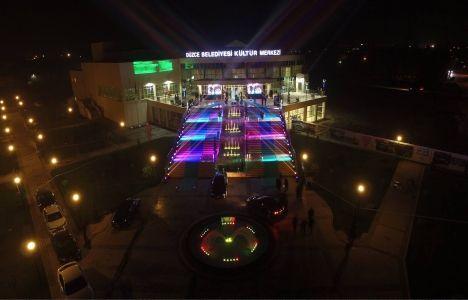 Düzce Kültür Merkezi Açıldı!