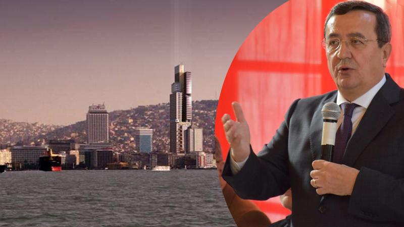 Batur'dan 'Zorlu Konak' Eleştirisi: Kente Yakışmıyor