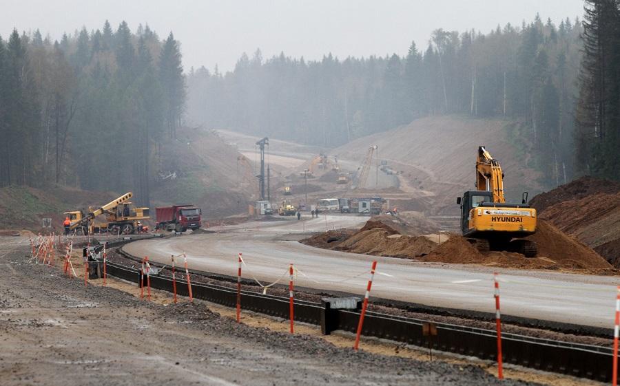 Rusya'dan Altyapı Projelerine 5 Yılda 25,7 Trilyon Ruble Bütçe