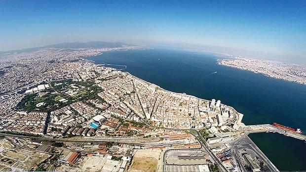 İzmir 3 Yılda Yüzde 40 Değerlendi