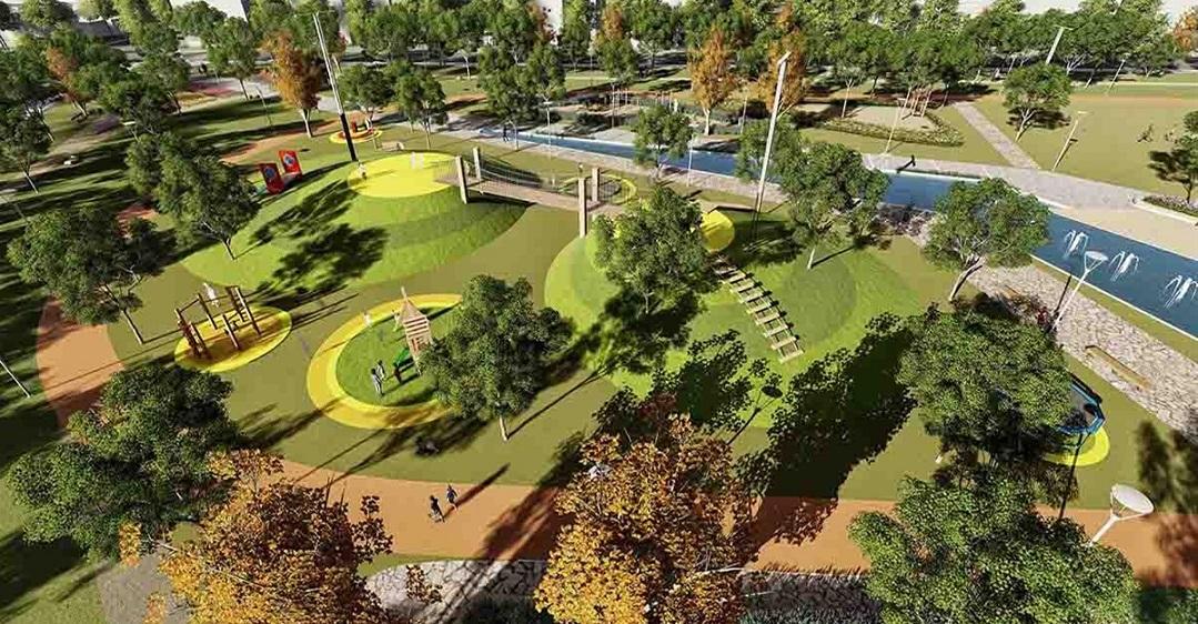 TOKİ 30 İlde 41 Millet Bahçesi Yapacak