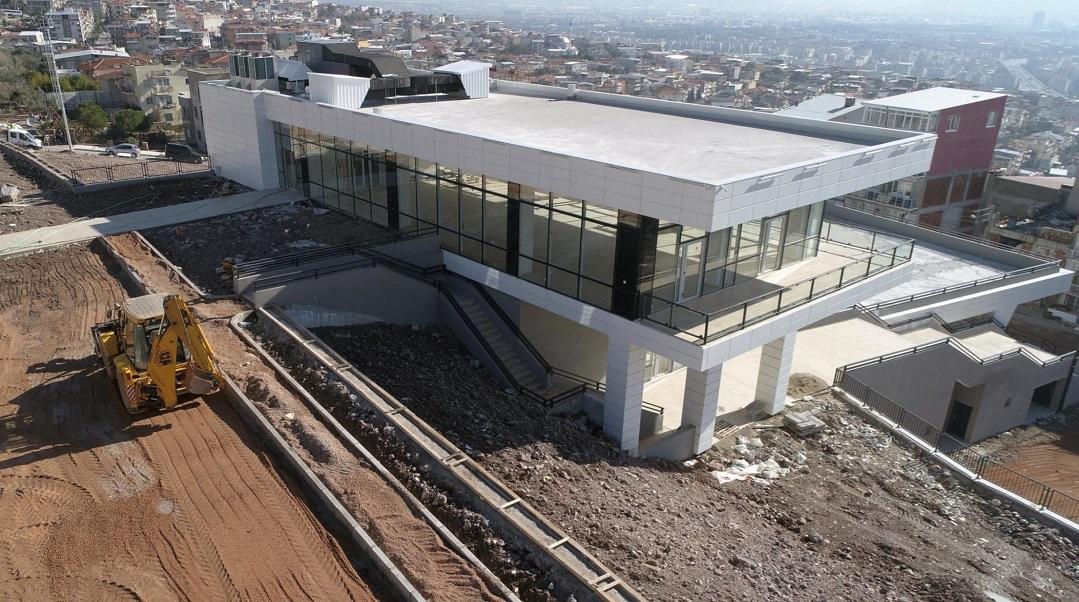 Bornova Belediyesi 3 Haftada 8 Yeni Yatırımı Hizmete Açacak