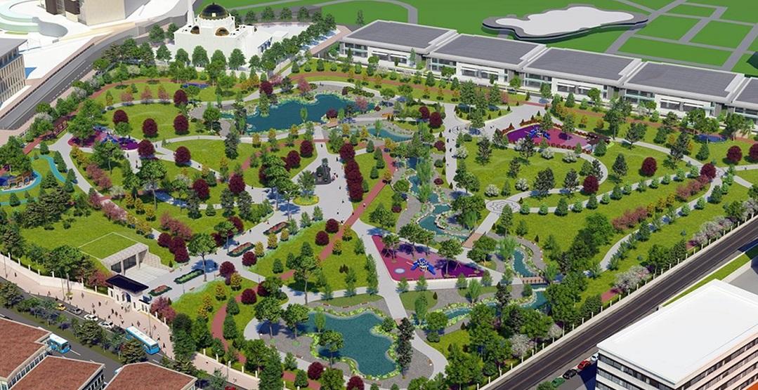 Mersin Millet Bahçesi İhalesi Yapıldı
