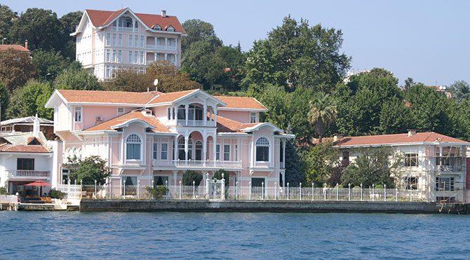 İstanbul'un En Pahalı Villası 210 Milyona Satışa Çıktı